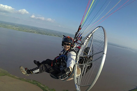 How to start paramotoring: Don't make these common newbie