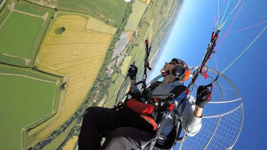 about paramotor planet