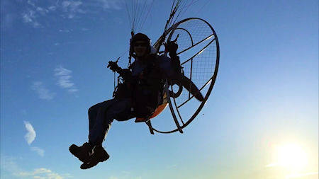 is paramotoring safe or not