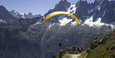 Paragliding VS Paramotoring safety paragliders