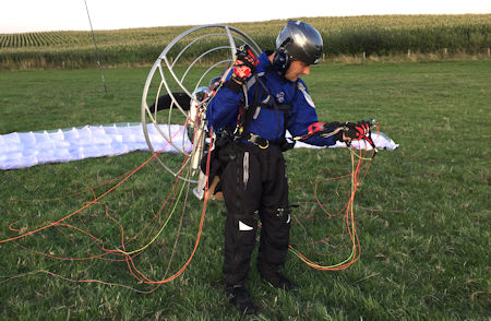 how to choose a paramotor ppg