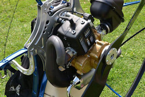 how to choose a paramotor thrust power