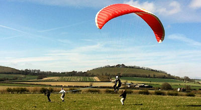 skyschool paramotor training uk