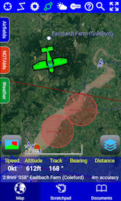 best paramotor app for airspace