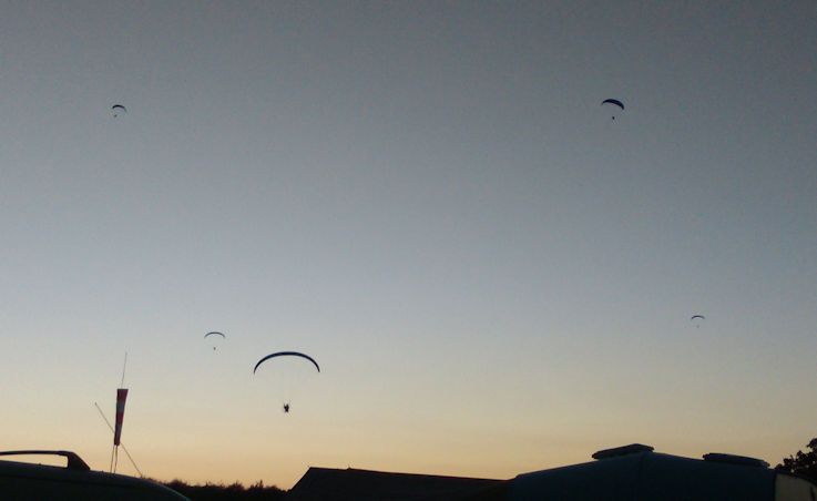 paramotor planet bore chasers 2