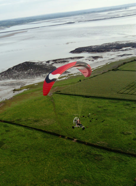 paramotor planet ross