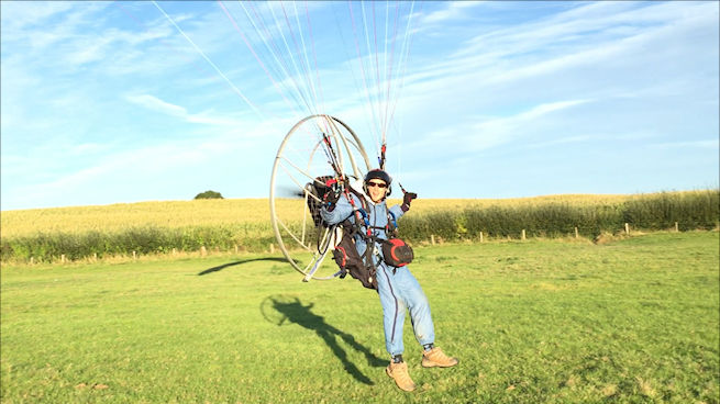 paramotor tips and tricks and secrets