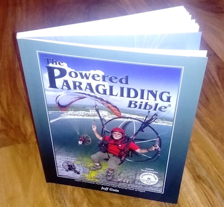 Powered Paragliding Bible 5 full review