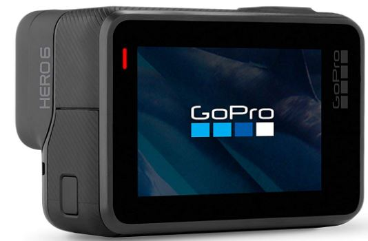 gopro hero 6 black rear