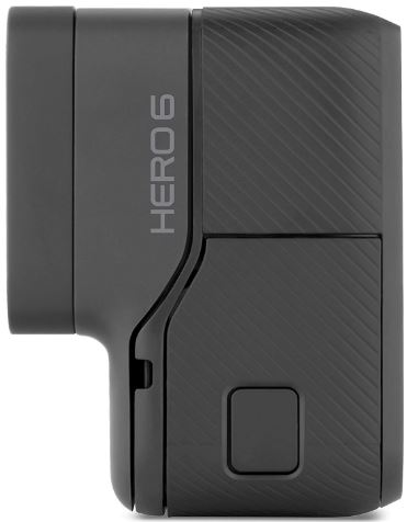 gopro hero 6 black side