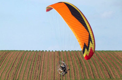 paramotor wing guide full
