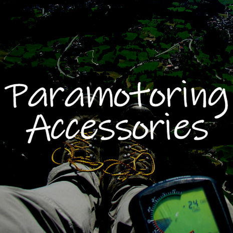 paramotoring accessories