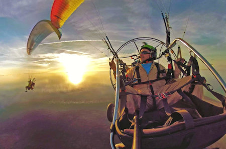 paramotoring accidents avoidance