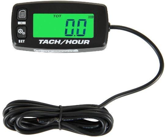 tachometer hour meter main