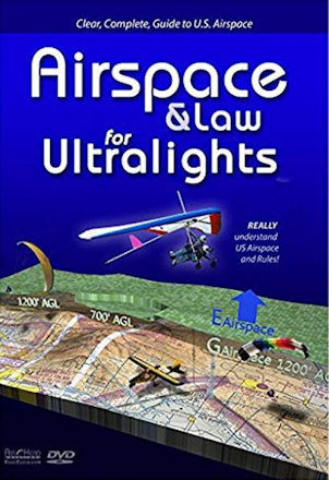 airspace and law for ultralights DVD