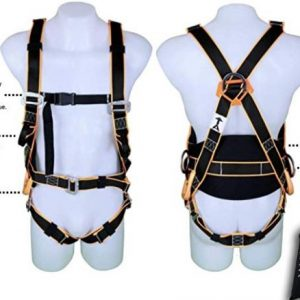 kiting harness for ground handling