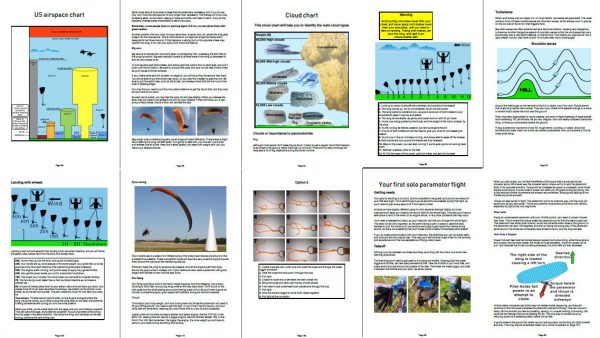 paramotor book screenshot 2