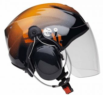 paramotor hangliding paragliding speed flying helmet