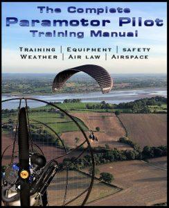 paramotor manual cover