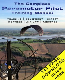 The complete Paramotor Pilot Training Manual download