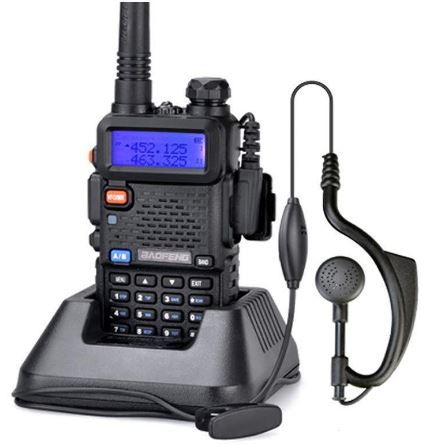 baofeng uv-5r radio