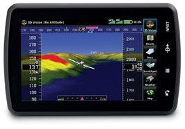 paramotor instruments GPS