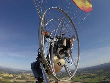 paramotor prop safety tips