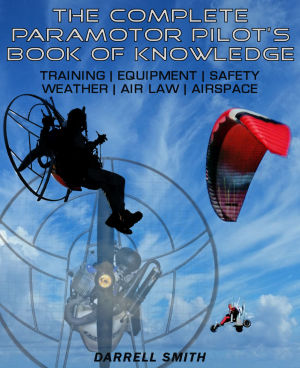the complete paramotor pilots book of knowledge cover small