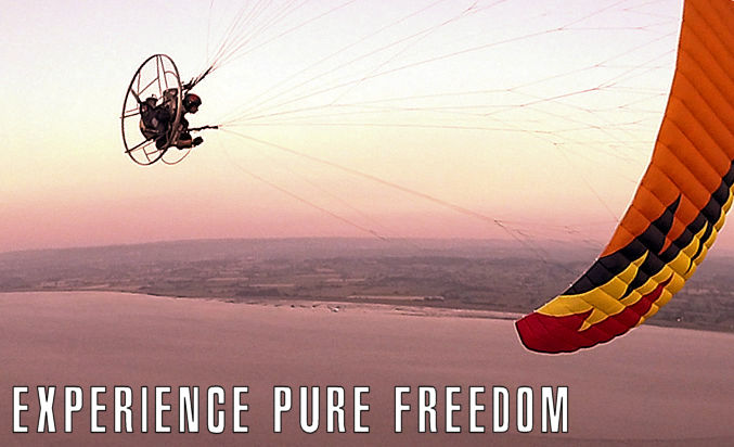 welcome to paramotor planet homepage