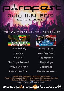 parafest 2019 wales