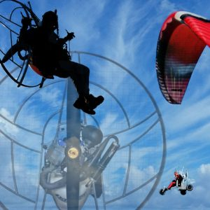 paramotor book cover