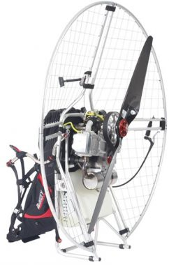 paramotor comparison bailey v5