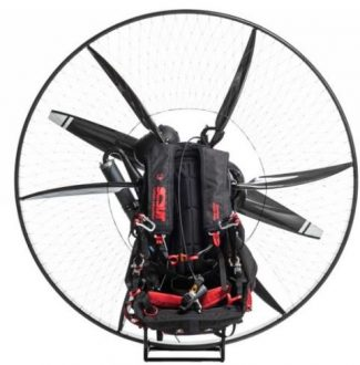 paramotor comparison scout carbon