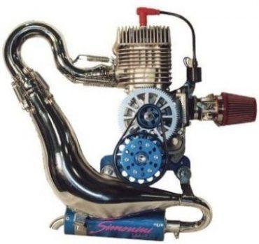 paramotor engine simonini mini2 plus