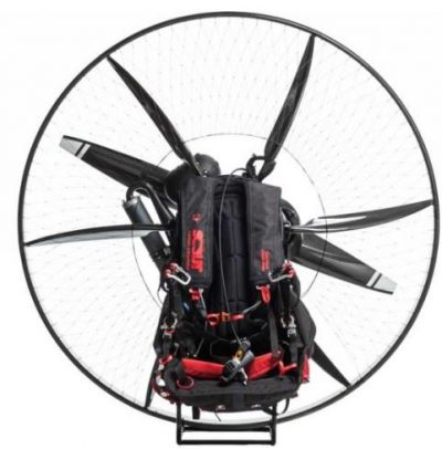 the safest paramotor scout