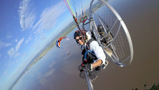 paramotor planet home