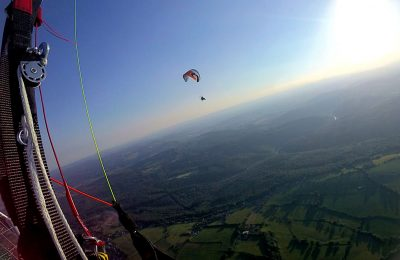 is paramotoring an extreme sport flying