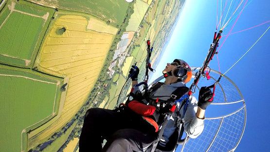 is paramotoring an extreme sport