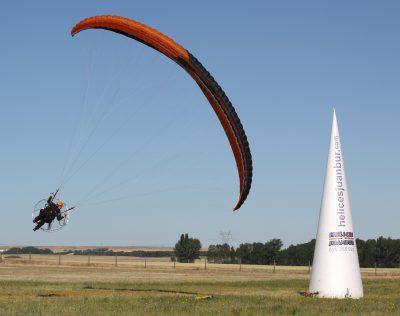 paramotor extreme sports