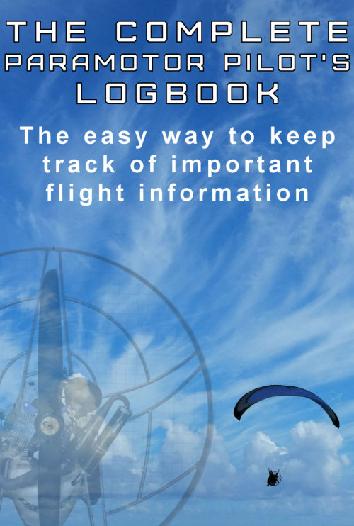 the complete paramotor pilot's logbook