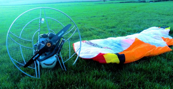 how long do paramotors last for
