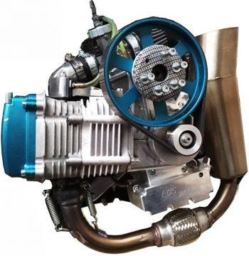 paramotor 4 stroke engine