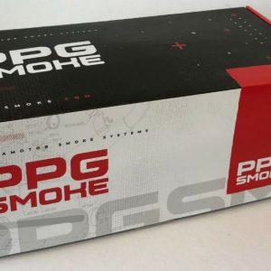 paramotor smoke system 4