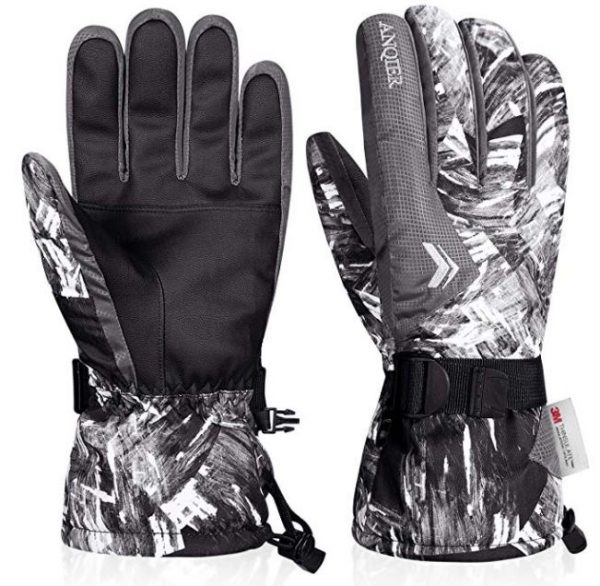 winter glove for paramotor