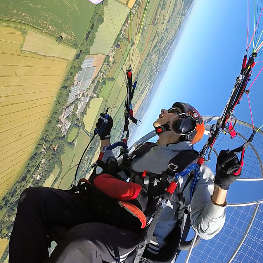 about paramotor planet website