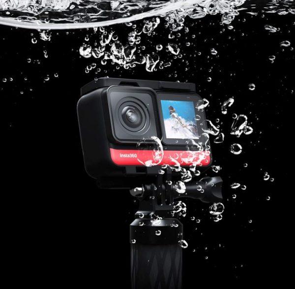 insta 360 waterproof