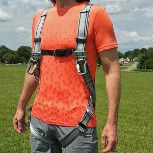 kiting harness main