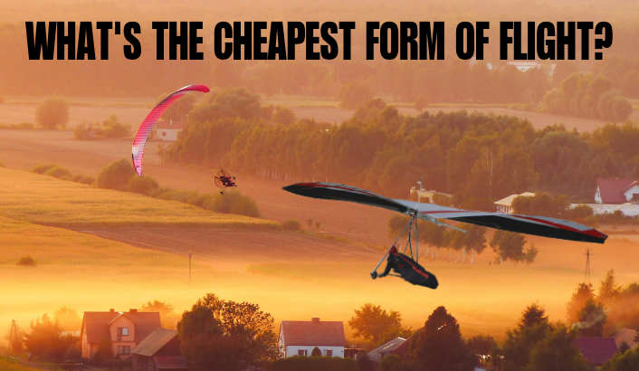 What is the cheapest way to learn how to fly