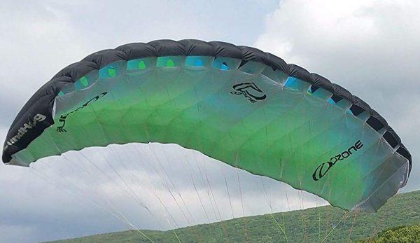 ozone paramotor training wing