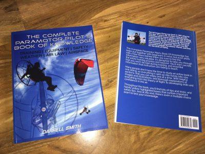 paramotor gifts book